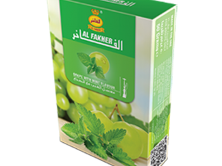 Alfakher Grape mint Tobacco flavour