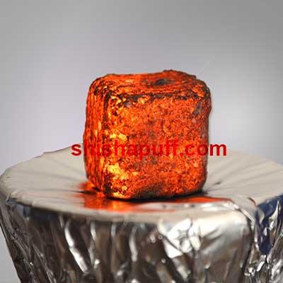 Coconut Charcoal Cubes Shisha