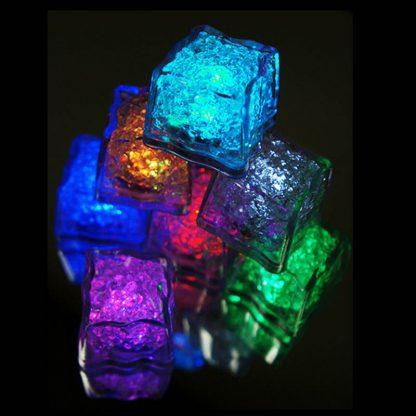 LED Ice Cubes waterproof lights