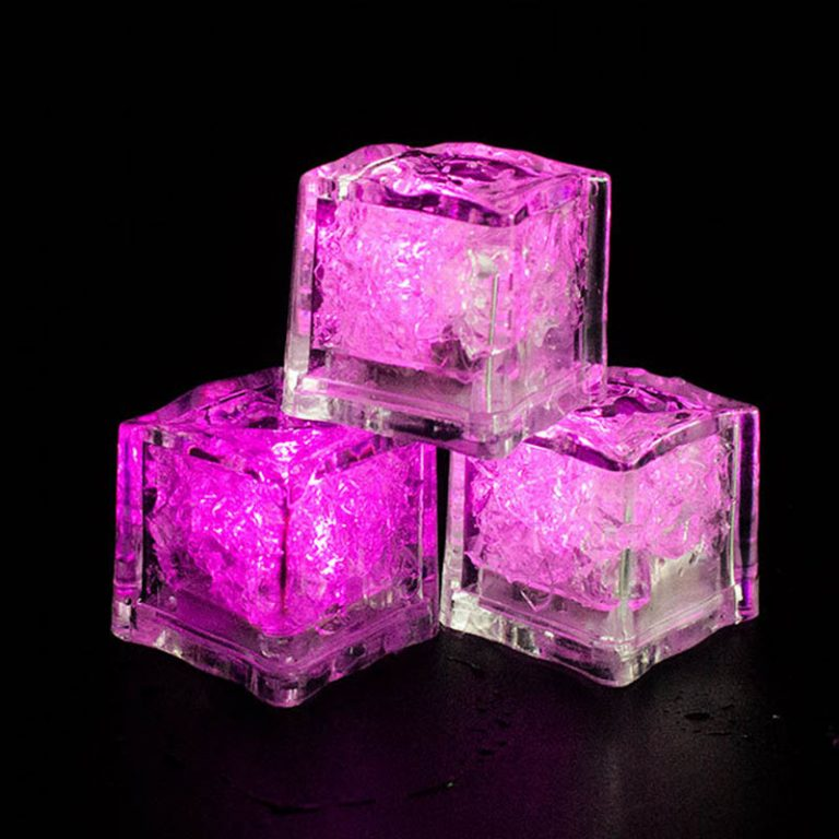 LED Ice Cubes waterproof lights