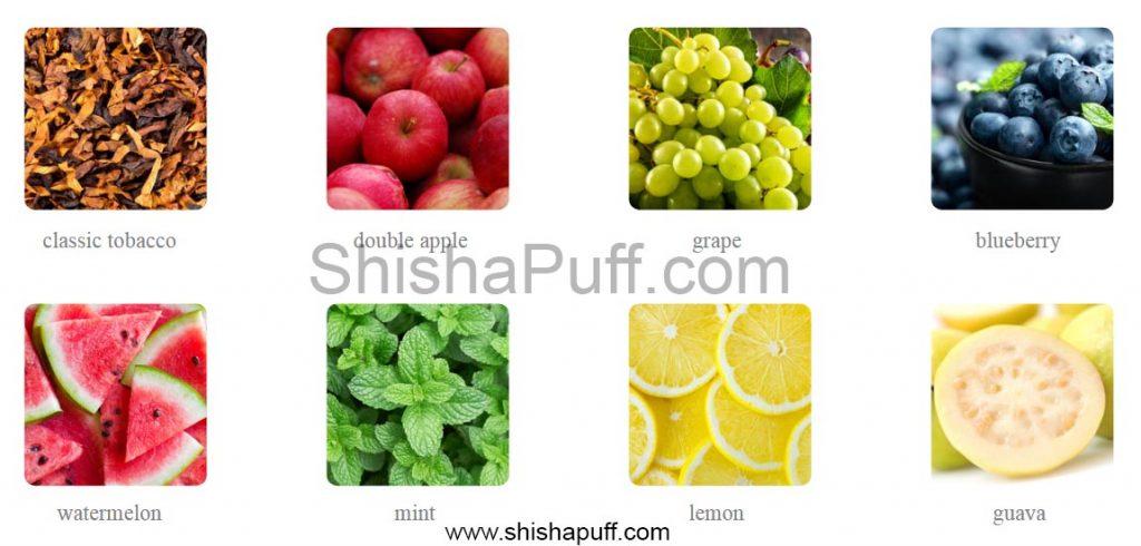 Shisha Hookah Vape E-Shisha Puff Cyprus