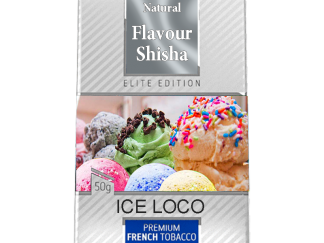 Ice Loco 50g Flavor Shisha Tobacco AW