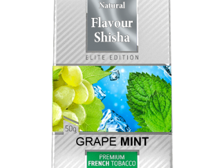Grape Mint 50g Flavor Shisha Tobacco AW