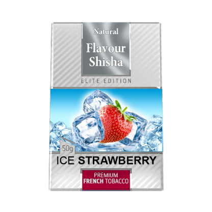 Ice Strawberry Flavor Shisha Puff Tobacco AW cyprus
