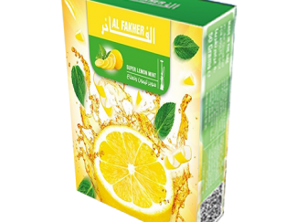 super lemon mint alfakher cyprus limassol tobacco