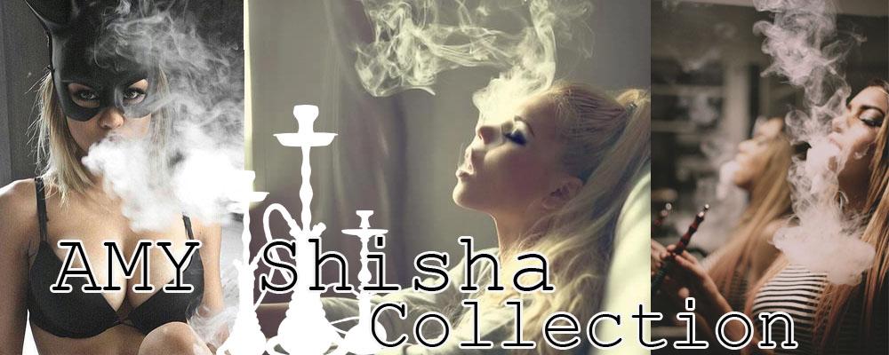 AMY SHISHA CYPRUS HOOKAH NEW COLLECTION