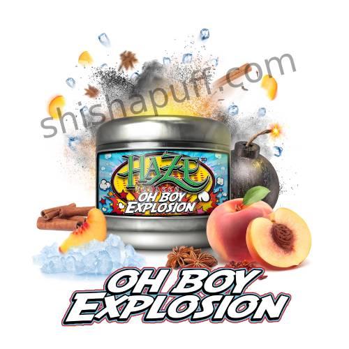 oh explosion boy haze flavor