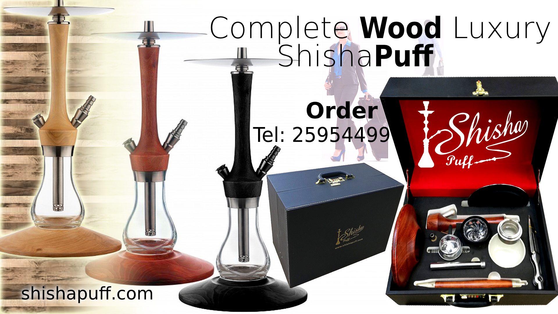 wood shisha hookah cyprus limassol