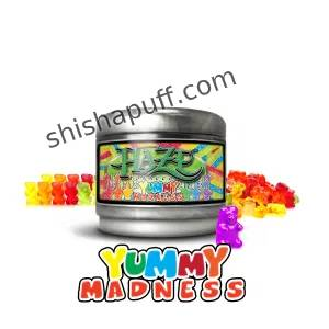 Yummy Madness Juicy blend of gummy candy flavors