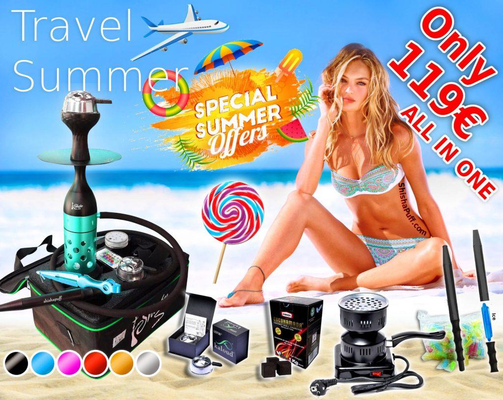Summer offer ShishaPuff 2021