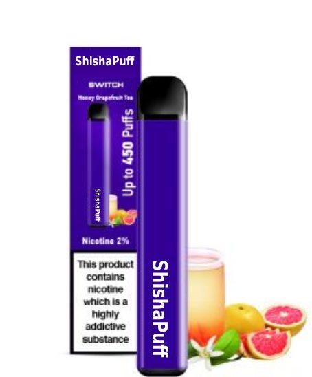 Honey Grapefruit electronic Shisha Puff buy online order cyprus limassol