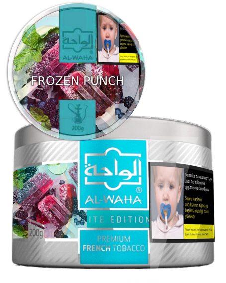 Frozen Punch Alwaha Ice berry Fresh 200gr Cyprus Limassol ShishaPuff