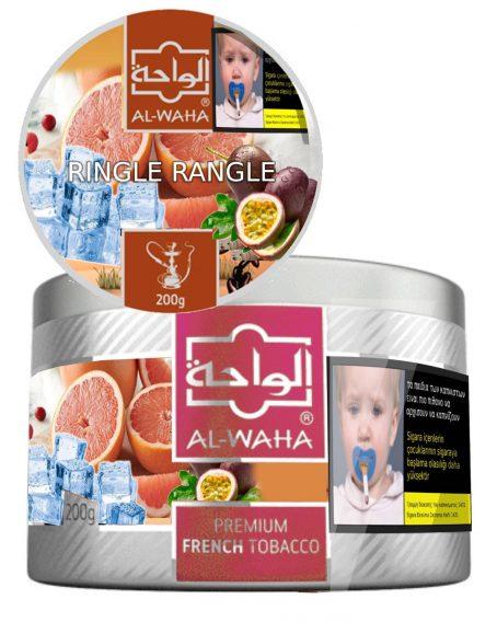 Ringle Rangle Alwaha Shisha Puff Cyprus Limassol - Order Online